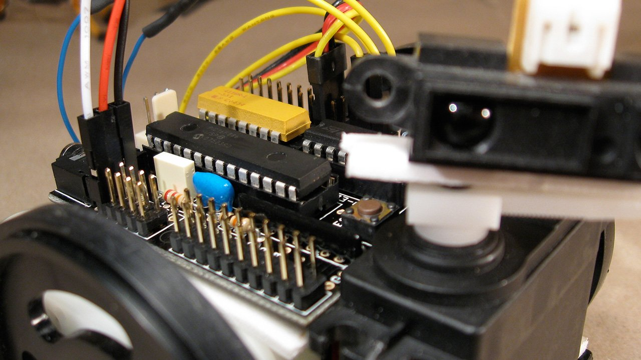 Example of robot